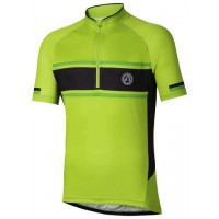 Tricou Apura Colorblock 3.0 lime