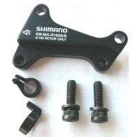 Adaptori frana Shimano disc spate 180 mm IS/IS