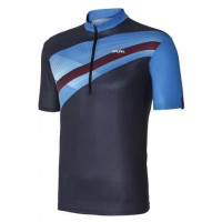 Tricou Barbati Apura Colorblock 2.0 albastru