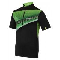Tricou Barbati Apura Colorblock 2.0 verde